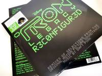 DAFT PUNK - TRON: LEGACY RECONFIGURED (GREEN vinyl 2LP)