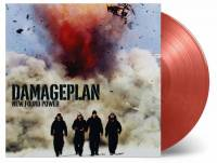 DAMAGEPLAN - NEW FOUND POWER (COLOURED vinyl 2LP)