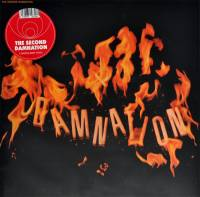 THE DAMNATION OF ADAM BLESSING - THE SECOND DAMNATION (RED vinyl LP)