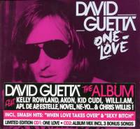 DAVID GUETTA - ONE LOVE (2CD)
