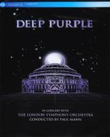 DEEP PURPLE - IN CONCERT WITH THE LONDON SYMPHONY ORCHESTRA (DVD)