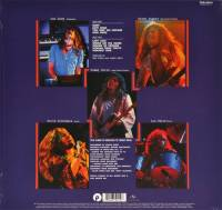DEEP PURPLE - LAST CONCERT IN JAPAN (PURPLE vinyl LP)