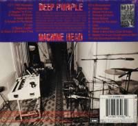 DEEP PURPLE - MACHINE HEAD (2CD)