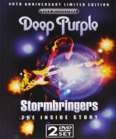 DEEP PURPLE - STORMBRINGERS- THE INSIDE STORY (2DVD)