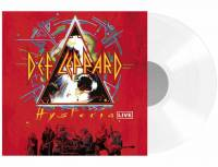 DEF LEPPARD - HYSTERIA LIVE (CRYSTAL CLEAR vinyl 2LP)