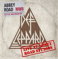 "DEF LEPPARD - LIVE AT ABBEY ROAD STUDIOS (12"" EP)"