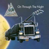 DEF LEPPARD - ON THROUGH THE NIGHT (LP)