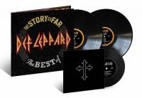 DEF LEPPARD - THE STORY SO FAR: THE BEST OF DEF LEPPARD (2LP + 7