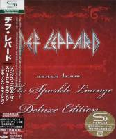 DEF LEPPARD - SONGS FROM THE SPARKLE LOUNGE (SHM-CD + DVD)