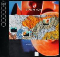 DEPECHE MODE - NEVER LET ME DOWN AGAIN (CD EP)