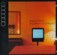 DEPECHE MODE - ONLY WHEN I LOSE MYSELF (CD EP)