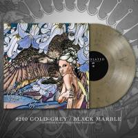 DESOLATED - DISORDER OF MIND (GOLD - GREY/BLACK MARBLE vinyl EP)