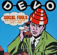 DEVO - SOCIAL FOOLS: THE VIRGIN SINGLES 1978-1982 (CD)