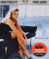 DIANA KRALL - THE LOOK OF LOVE (BLU-RAY AUDIO)