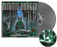DIMMU BORGIR - GODLESS SAVAGE GARDEN (SILVER vinyl LP + CD)