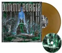 DIMMU BORGIR - GODLESS SAVAGE GARDEN (GOLD vinyl LP + CD)