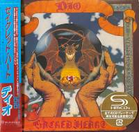DIO - SACRED HEART (SHM-CD, MINI LP)