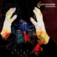 DISHARMONIC ORCHESTRA - FEAR OF ANGST (RED vinyl LP)