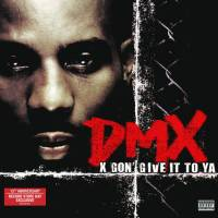 "DMX - X GON' GIVE IT TO YA (RED vinyl 12"")"