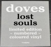 DOVES - LOST SOULS (GREY vinyl 2LP)