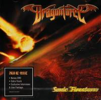DRAGONFORCE - SONIC FIRESTORM (CD + DVD)