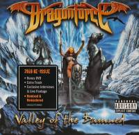 DRAGONFORCE - VALLEY OF THE DAMNED (CD + DVD)