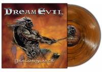 DREAM EVIL - DRAGONSLAYER (ORANGE/BLACK MARBLED vinyl LP)