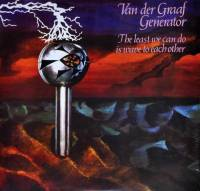 VAN DER GRAAF GENERATOR - THE LEAST WE CAN DO IS WAVE TO EACH OTHER (2LP)