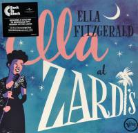ELLA FITZERALD - ELLA AT ZARDIS (2LP)