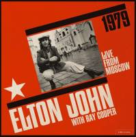 ELTON JOHN - LIVE FROM MOSCOW (2LP)