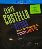 ELVIS COSTELLO - DETOUR: LIVE AT LIVERPOOL PHILARMONIC HALL (BLU-RAY)