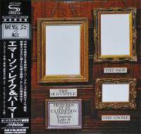 EMERSON LAKE & PALMER - PICTURES AT AN EXHIBITION (SHM-CD, MINI LP)