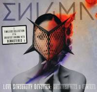 ENIGMA - LOVE SENSUALITY DEVOTION: GREATEST HITS & REMIXES (2CD)