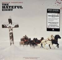 ENNIO MORRICONE / QUENTIN TARANTINO - QUENTIN TARANTINO'S THE HATEFUL EIGHT (2LP)