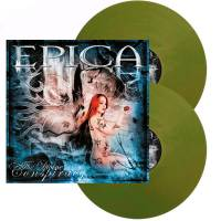 EPICA - THE DIVINE CONSPIRACY (GREEN/GOLD vinyl 2LP)