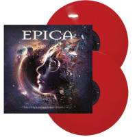 EPICA - THE HOLOGRAPHIC PRINCIPLE (RED vinyl 2LP)