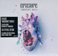 ERASURE - TOMORROW'S WORLD (2CD)