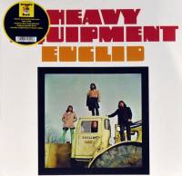 EUCLID - HEAVY EQUIPMENT (LP)