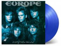 EUROPE - OUT OF THIS WORLD (BLUE vinyl LP)