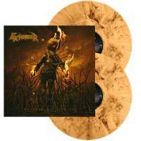 EXHORDER - MOURN THE SOUTHERN SKIES (BEIGE/BROWN MARBLED vinyl 2LP)