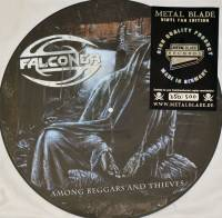 FALCONER - AMONG BEGGARS AND THIEVES (PICTURE DISC LP)