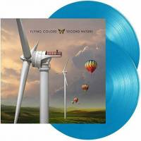FLYING COLORS - SACOND NATURE (LiGHT BLUE vinyl 2LP)