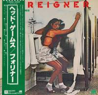 FOREIGNER - HEAD GAMES (LP)