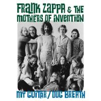 FRANK ZAPPA & THE MOTHERS OF INVENTION - MY GUITAR / DOG BREATH (COLOURED vinyl 7