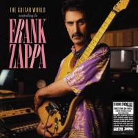 FRANK ZAPPA - THE GUITAR WORLD ACCORDING TO FRANK ZAPPA (LP)