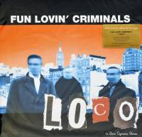 FUN LOVIN' CRIMINALS - LOCO (ORANGE vinyl 2LP)