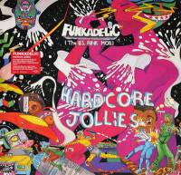 FUNKADELIC - HARDCORE JOLLIES (LP)