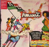 FUNKADELIC - ONE NATION UNDER A GROOVE (LP + 7