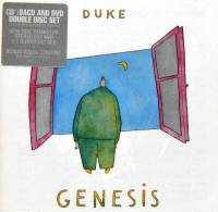 GENESIS - DUKE (CD-SACD + DVD)