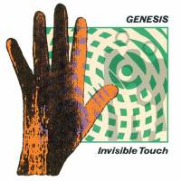 GENESIS - INVISIBLE TOUCH (LP)